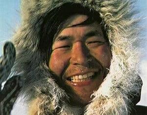 Naomi Uemura Pohjoisnavalla 1978