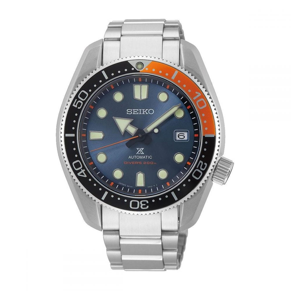Seiko Prospex Special Edition Twilight Blue SPB097J1