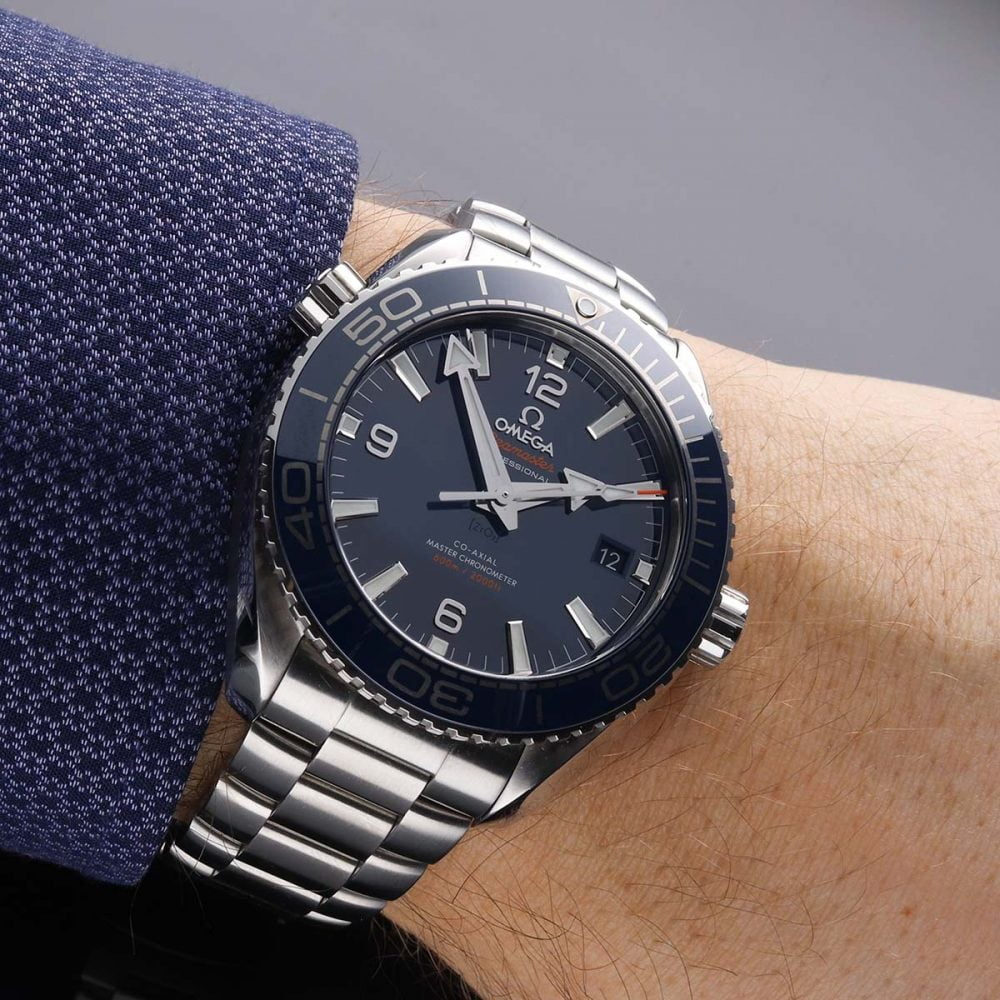 Omega Seamaster Planet Ocean 600M Co-Axial Master Chronometer 43,5MM 215.30.44.21.03.001