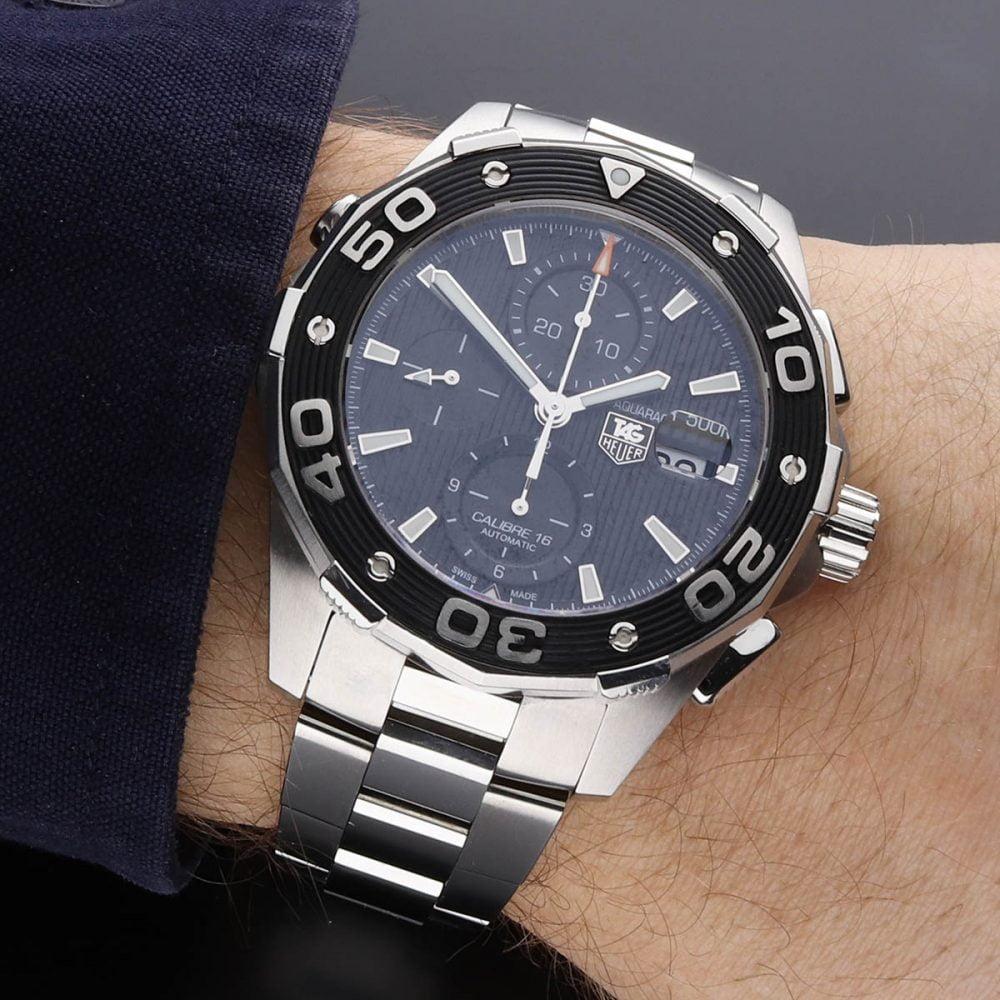 TAG Heuer Aquaracer 500M Calibre 16 Chronograph CAJ2110.BA0872