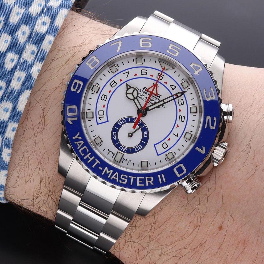 Rolex Yacht-Master II 116680-0002